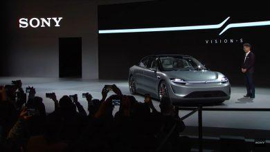 Photo of Sony показа електромобил на CES 2020