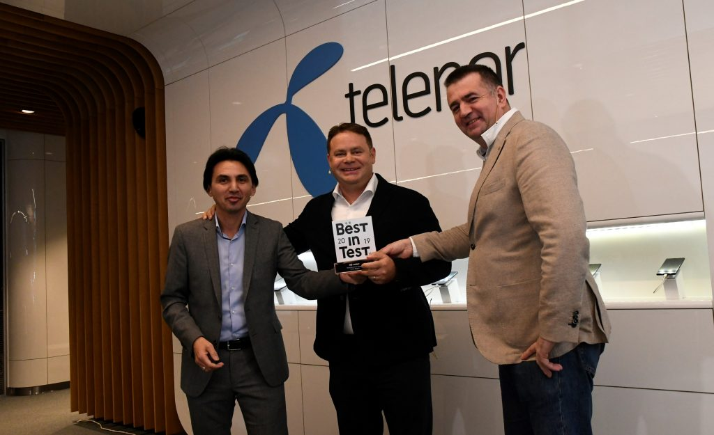 Telenor-BestinTest