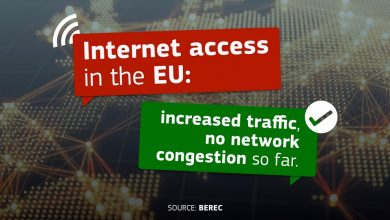 Photo of ЕК позволява на телекомите да регулират по-стриктно трафика покрай COVID-19