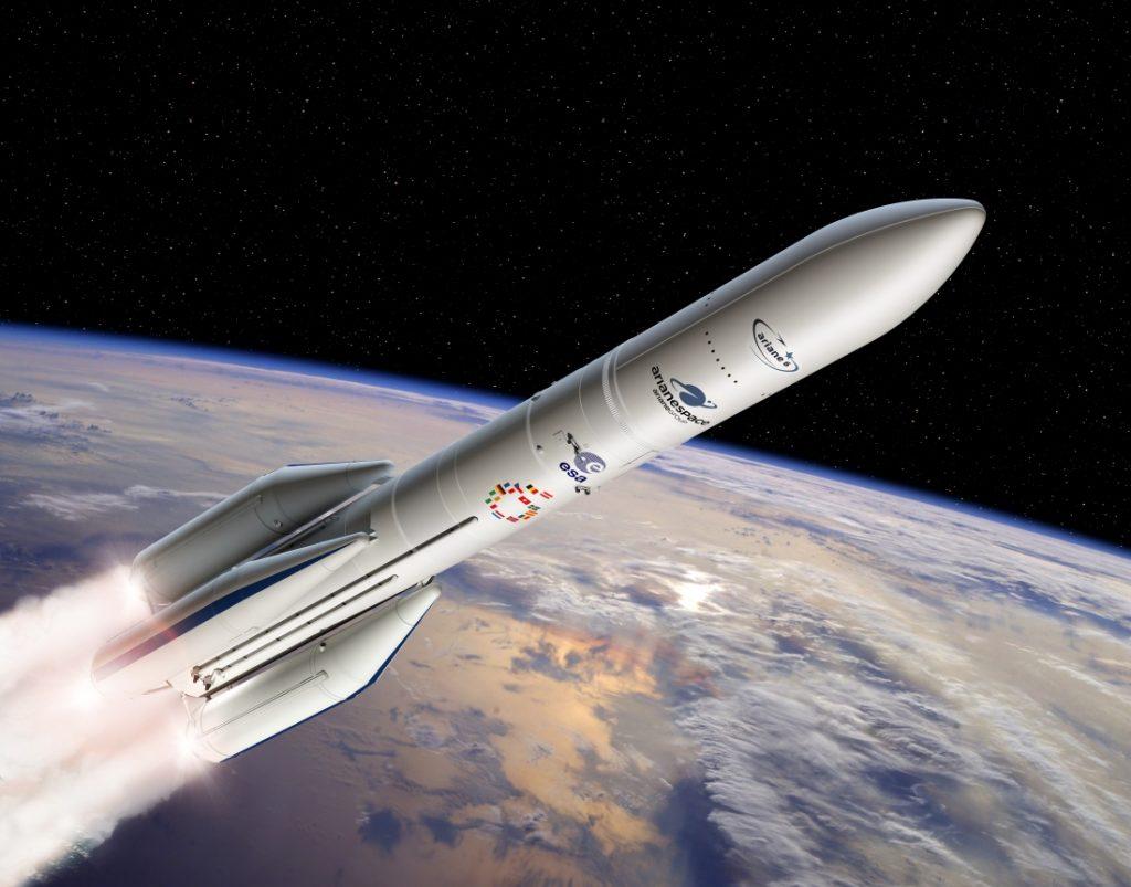 Thales-alenia-space-ariane-6