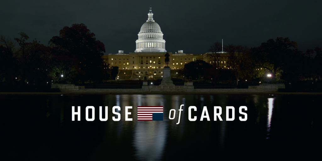 House of Cards Opening
