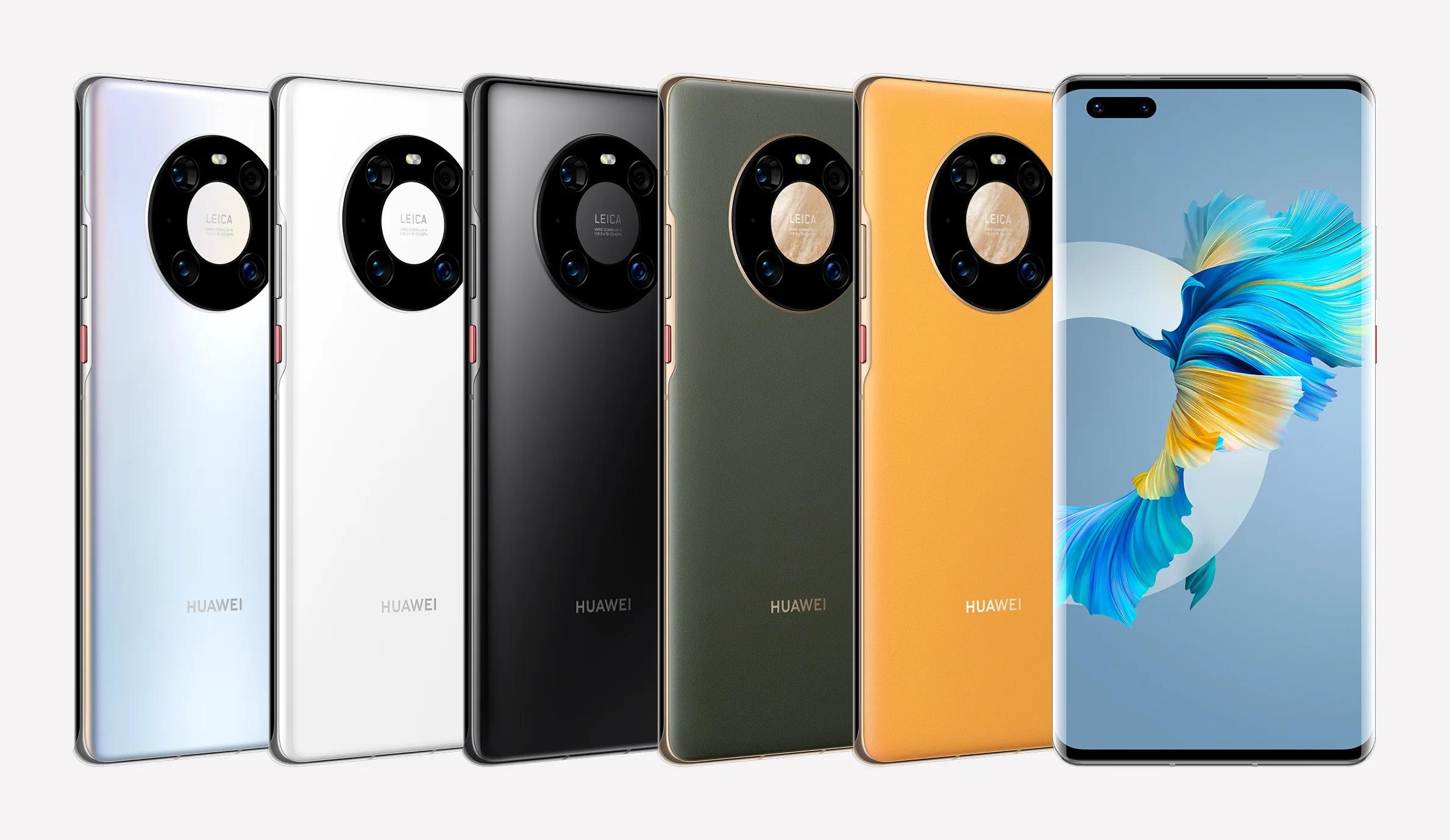 Huawei-mate-40-pro-series
