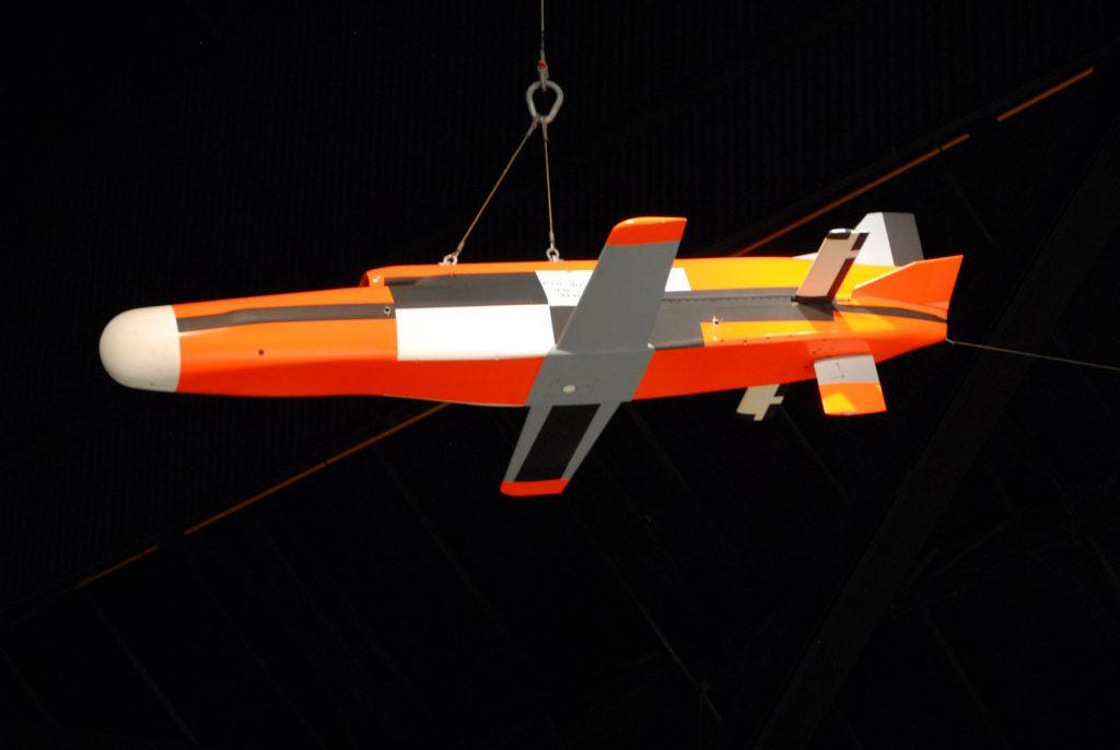 Northrop_AGM-136A_Tacit_Rainbow