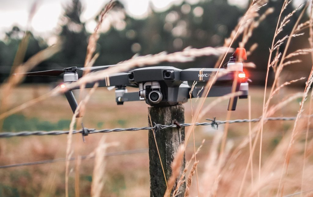 dji-drone-barbed-wire