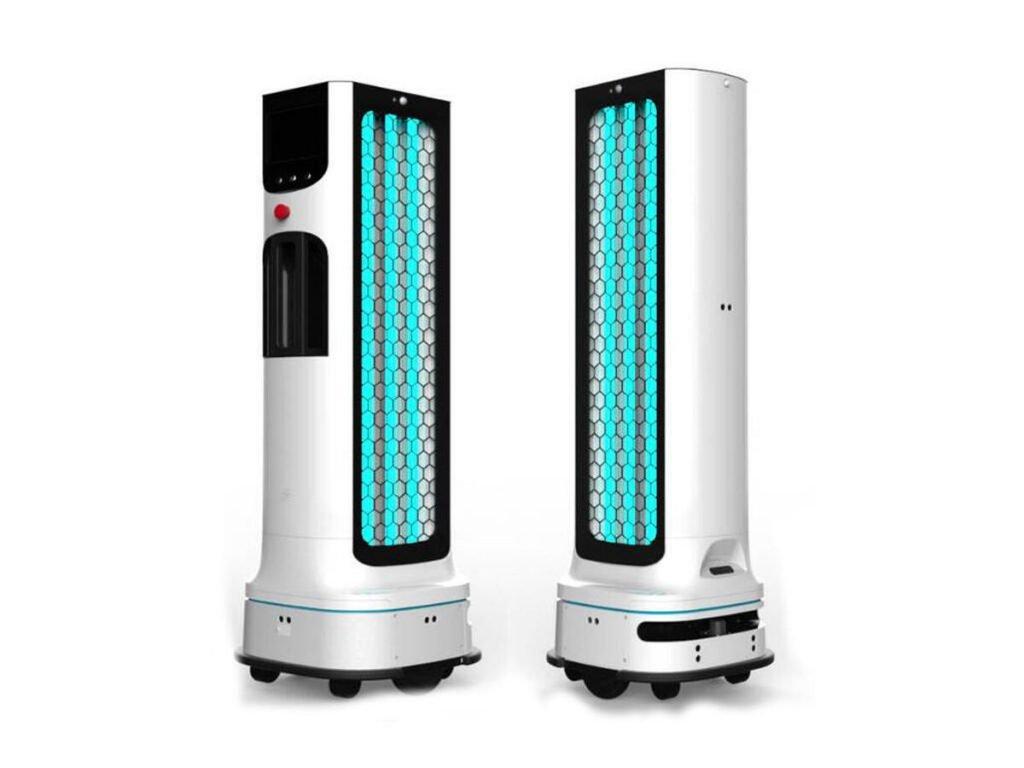 lg-uvc-robot