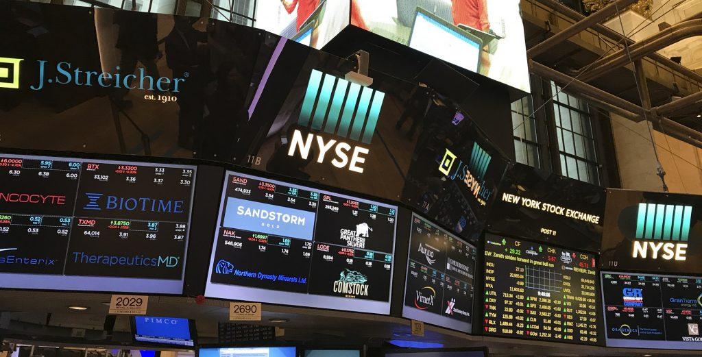 NYSE-terminals
