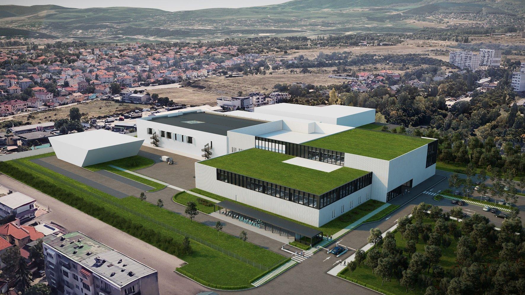 Melexis-building