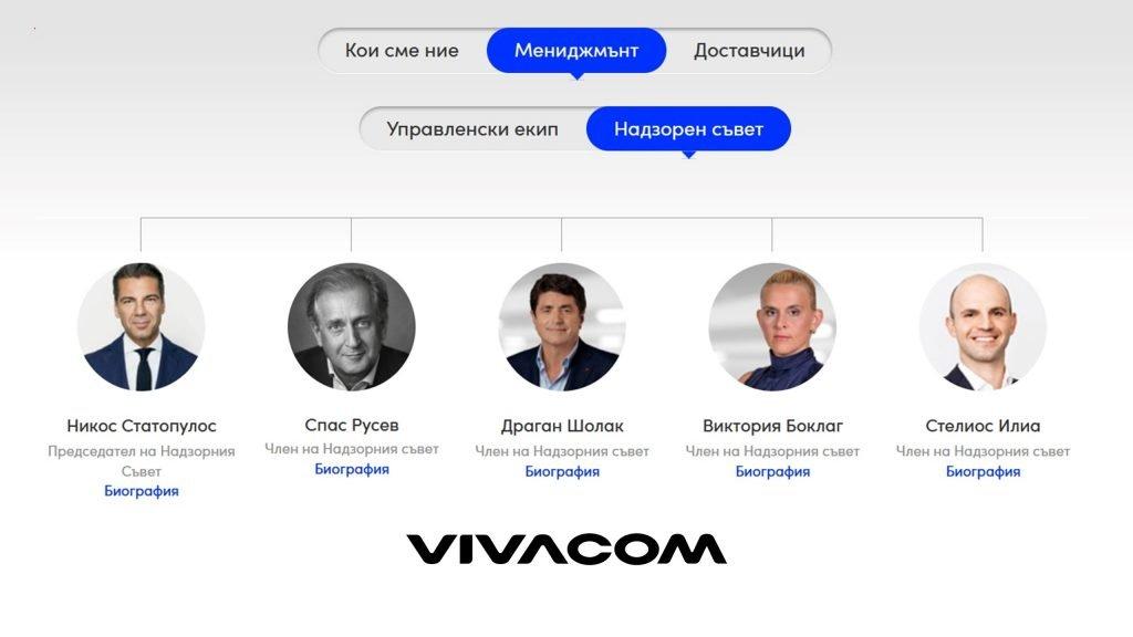 Vivacom-board