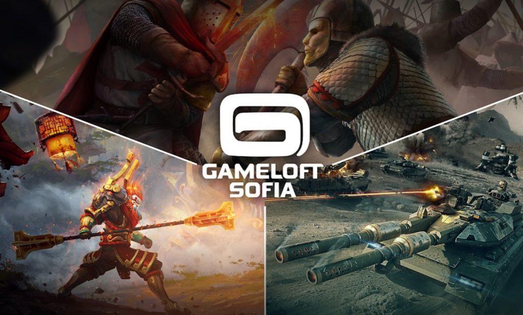 Gameloft-Sofia